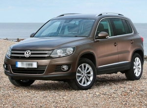 VW Tiguan - 2011