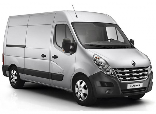 Renault Master – 2013