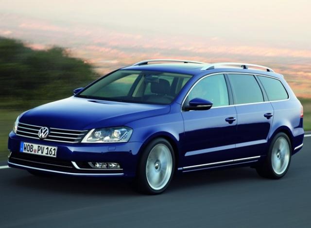 VW Passat – 2012