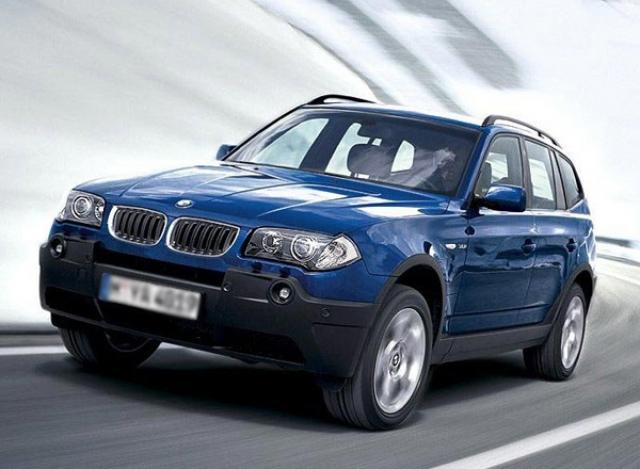 BMW X3 - 2007